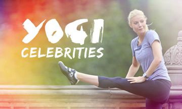 10 Celebrities Who Do Yoga (Part 1)