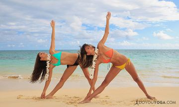 3 Quick Tips to Bring Summer to Your Home Yoga Practice