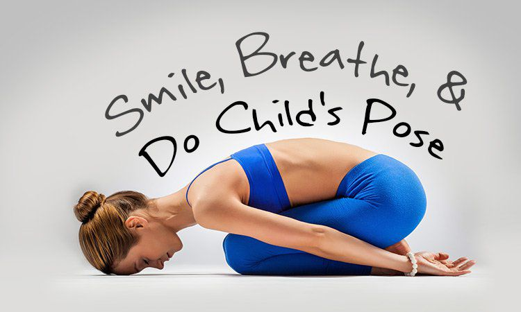 5 Health Benefits Of Child S Pose Doyou