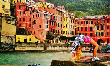 Yoga Around Europe