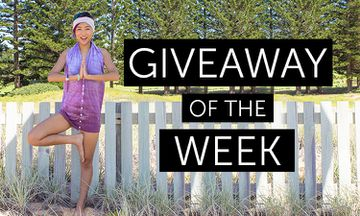 Giveaway - 3 x Yoga Accessory Pieces From KOOSHOO (Worth $164)