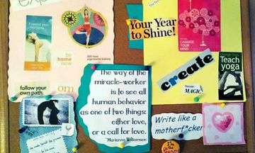 How To Attract Positive Energy With Vision Boards