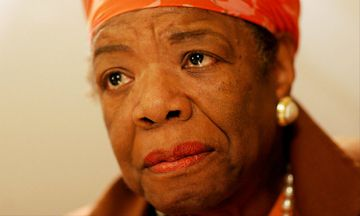 Maya Angelou: A Beautiful Example of How One Person Can Make a Difference
