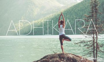 What Being a Yoga Student Means: Adhikara, Baby!