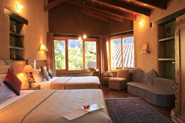 Yoga retreat Willka T'ika Guest House, Peru