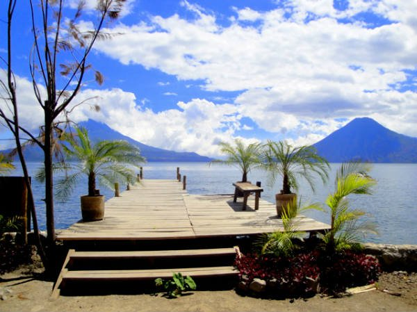 Villa Sumaya Yoga Retreat, Guatemala