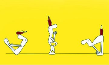 Funny Clip: Yoga For Wine Lovers (VIDEO)
