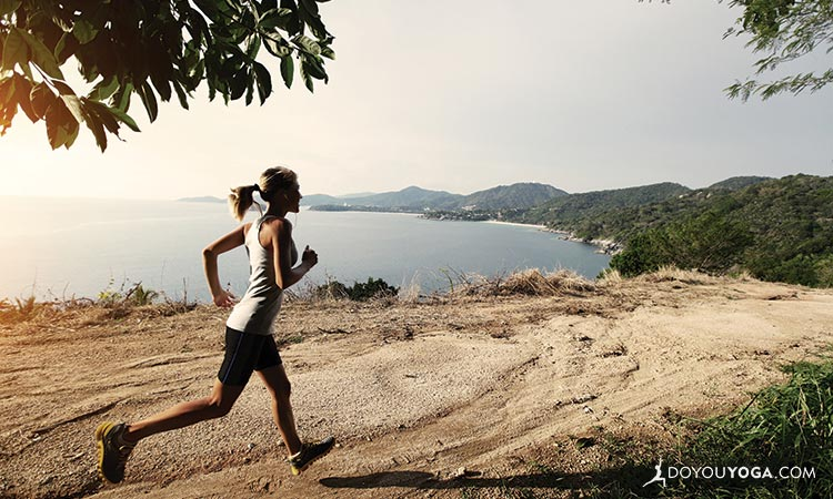 Why Yoga And Running Work Well Together