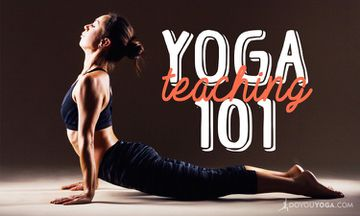 Yoga Teaching 101: How Much Should a Yoga Teacher Talk During Class?