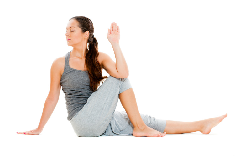 10 Yoga Postures For Back Pain Doyou
