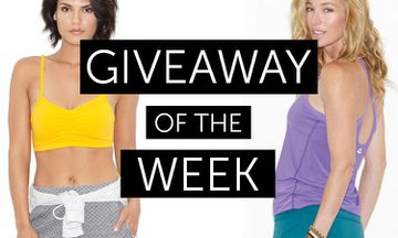Giveaway - 2 x Yoga Clothes Set From Beyond Yoga