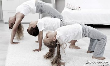 Yoga With The Family: A Mini Class To Get You Started