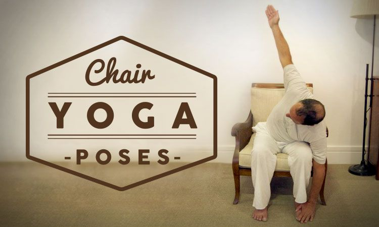 6 Benefits Of Chair Yoga + 8 Poses To Get You Started