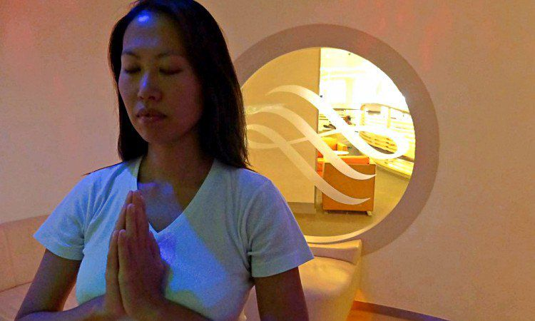 First Yoga Studio Opens At Heathrow Airport