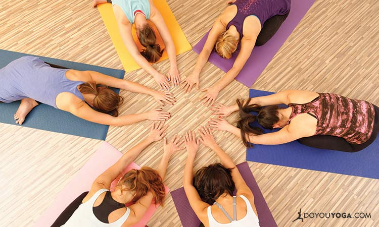 Overheard At Yoga- 5 Things Teachers Said That Stuck With Me