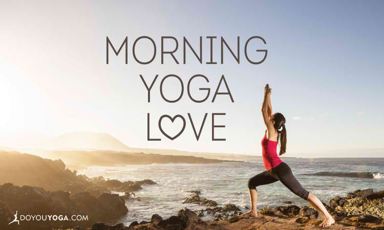 Try This 15-Minute Yoga Sequence For A Feel-Good Morning
