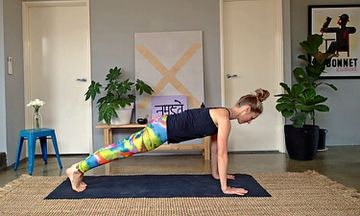 8 Alignment Tips To Help You Rock Plank Pose