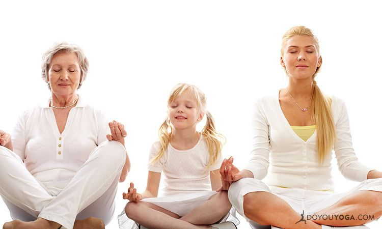 4 Reasons Yoginis Make Better Mothers