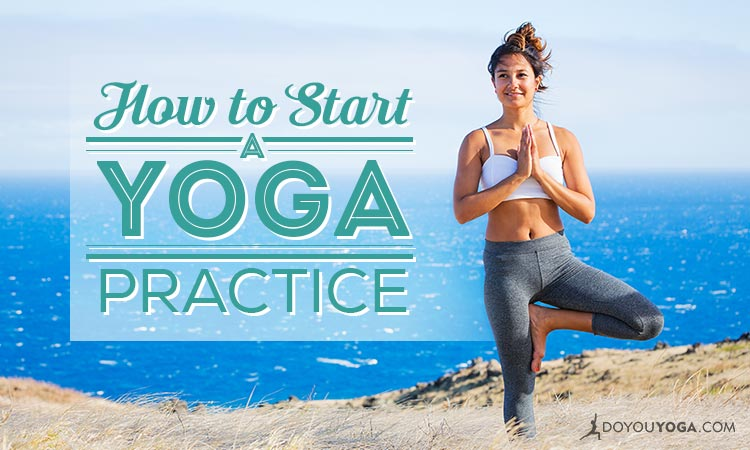 5 Tips for Starting a Yoga Practice as a Beginner