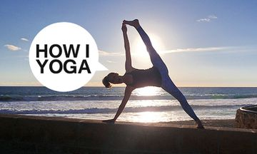 I'm Anna Coventry, And This Is How I Yoga