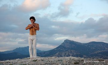 Moving Mountains: A Meditation on Tadasana