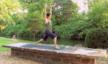 Vinyasa Flow Yoga Sequence for Sensitive Wrists (With Video)