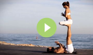 A Beautiful, Must-See AcroYoga Sequence (VIDEO)