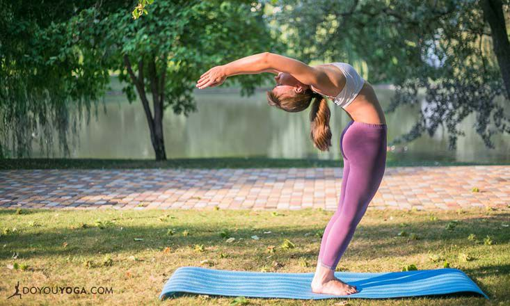 How Letting Go of Your Fear of Yoga Backbends Can Change Your Life