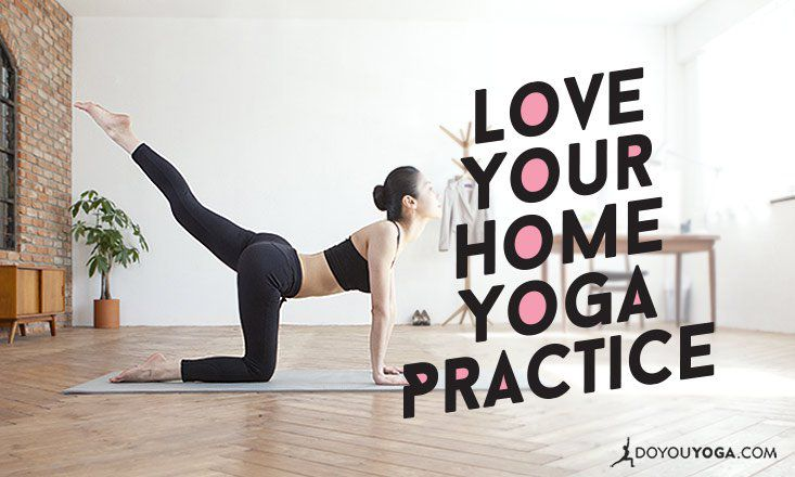How to Help Your Students Develop a Home Yoga Practice