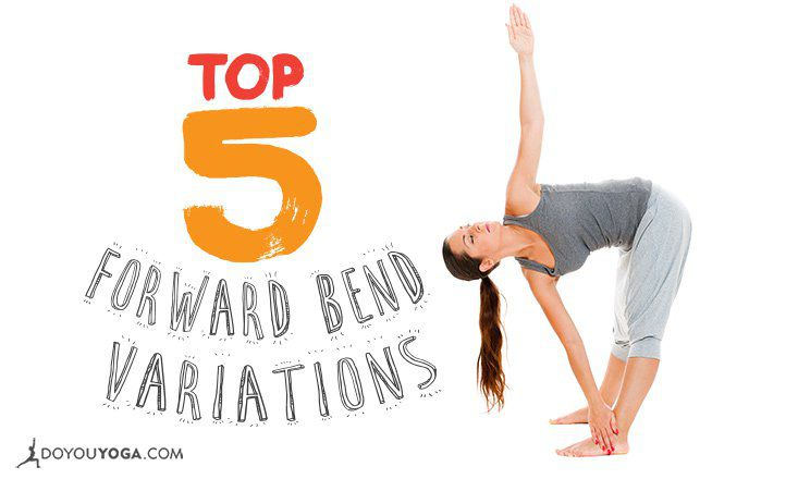 Top 5 Uttanasana Variations And Their Health Benefits