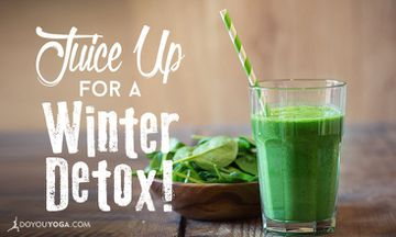 6 Healthy Juices for a Winter Detox