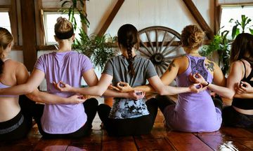 How Yoga Helps Us Push Past Fear and Toward Change