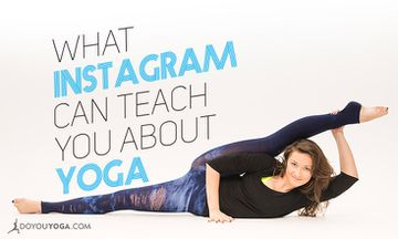 13 Lessons Instagram Can Teach You About Yoga (PHOTOS)