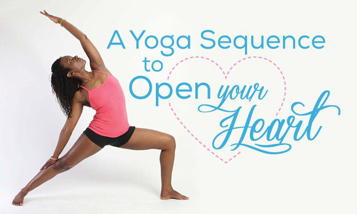 A Heart Opening Yoga Sequence For Yogis Of All Practice Levels Doyou