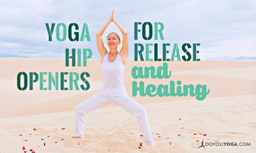 Hips Don't Lie: 3 Hip Openers for Release and Healing