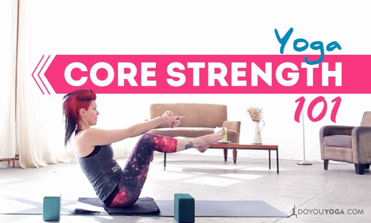 The Core Strength Myth- Are You Using the Wrong Core in Yoga?