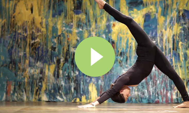 Three Movements A Stunning Yoga Sequence