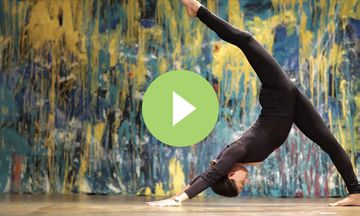 Three Movements: A Stunning Yoga Sequence