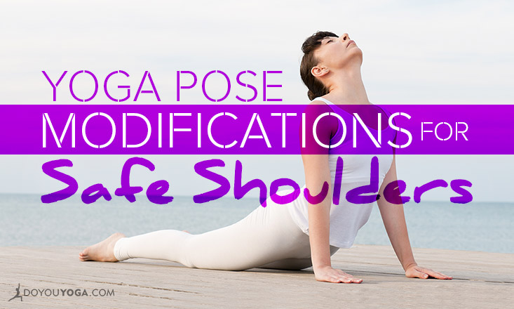 5 Yoga Pose Modifications to Avoid Shoulder Injury