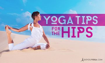 Exploring the Anatomy of the Hips Through Yoga
