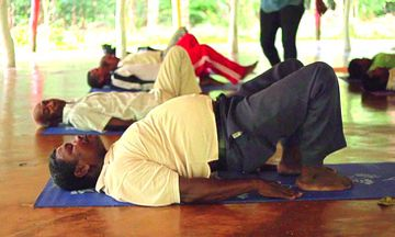 How Yoga Is Healing Colombia, One Ex-Militant at a Time