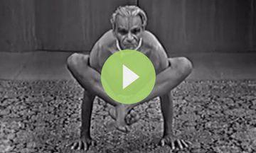 The Ultimate Freedom Yoga With B.K.S. Iyengar (VIDEO)