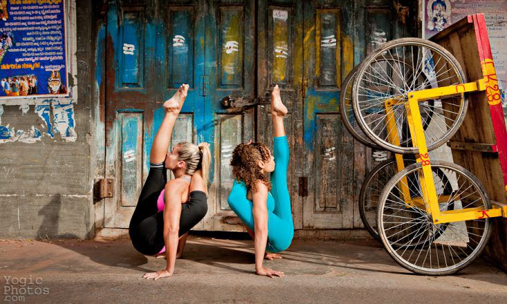 This Yogic Photos Calendar Combines the Beauty of Yoga Photography and Charity