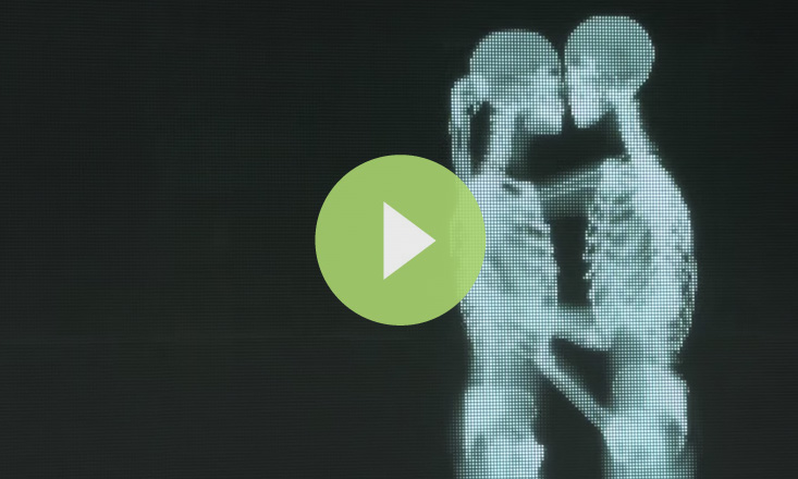 Viral These Hugging and Kissing Skeletons Teach Us Something About Love (VIDEO)