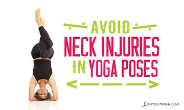 Keep Your Neck Safe in These 5 Yoga Poses