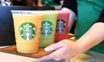 Starbucks Jumps on the Kale Train With New Smoothies