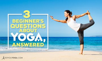 Yoga Class for Beginners: 3 Questions, Answered