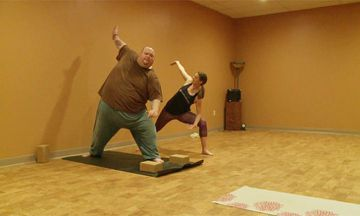 Yoga Is For Every Body: Man Challenges Preconceptions, Gains Self-Esteem