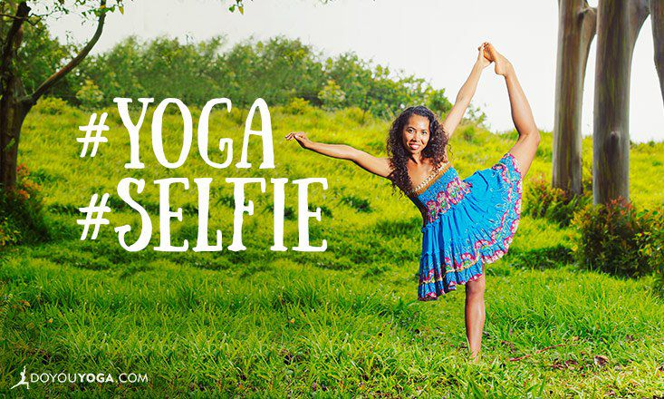 5 Ways the #Selfie Encourages a Yoga Practice