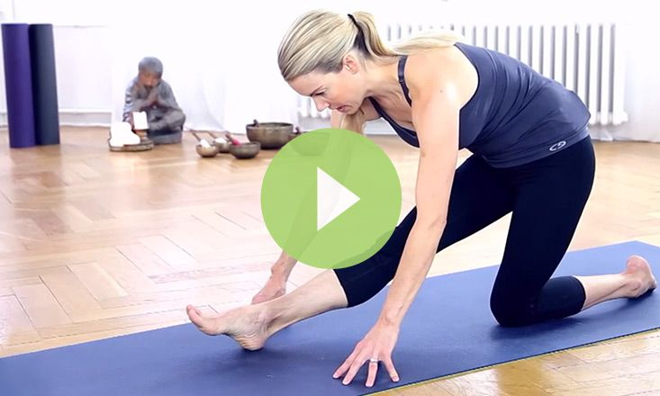 Beginner Yoga Poses For Increasing Flexibility Video Doyou